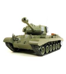 1:16 Радиоуправляем танк Snow Leopard със светлини, пушек и звук