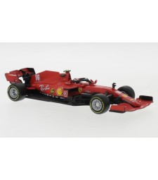 Ferrari SF1000, No.16, scuderia Ferrari, formula 1, GP Osterreich, with figure of driver, C.Leclerc, 2020