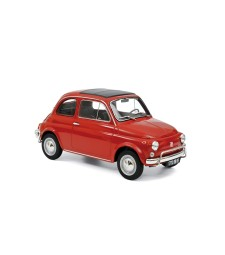 Fiat 500 L 1968 - Corrallo Red