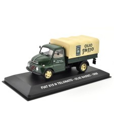 FIAT 615 N TELONATO - OLIO SASSO - 1958