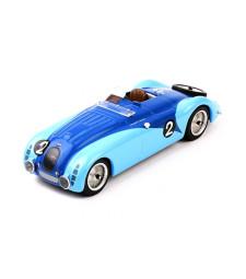 Bugatti Type 57G, RHD, No.2, 24h Le Mans J-P.Wimille/R.Benoist - 1937
