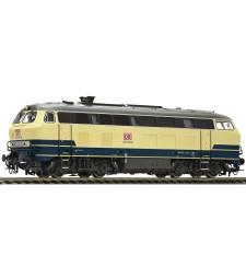 Дизелов локомотив клас 225, DB AG, DCC-Snd., епоха V