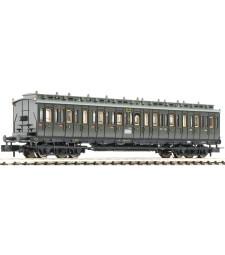 Пътнически вагон 3 класа type C4 pr04 на Германските национални железници (DRG), епоха II