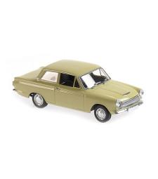 FORD CORTINA MKI - 1962 - GREEN