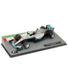 MERCEDES F1 W07 Hybrid 2016 Nico Rosberg