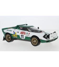 Lancia Stratos HF, No.11,  Alitalia, Rallye WM, Rally San Remo B.Waldegaard/H.Thorszelius