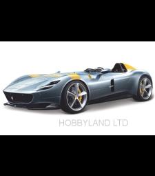 Ferrari Monza SP1, metallic-grau/Decorated