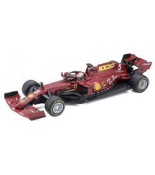 Ferrari SF1000, No.5, Scuderia Ferrari, Formula 1, GP Toskana, 1000th GP for Ferrari, S.Vettel, 2020