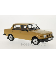 Wartburg 353, light-brown, Turen and hoods closed, 1985