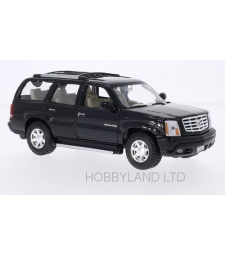 Cadillac escalade - Black - 2002
