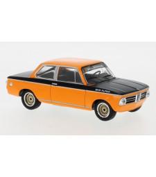 BMW Alpina 2002 TII, orange/black, 1972