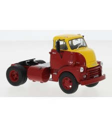 GMC 950 Coe, red/yellow, 1954