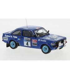 Ford Escort MK II RS, No.4, Eaton Yale, Rallye WM, RAC Rally, B.Waldegaard/B.Thorszelius, 1979