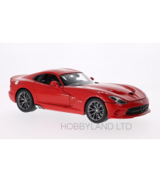 Dodge Viper SRT GTS, red