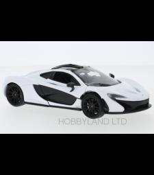 McLaren P1, White