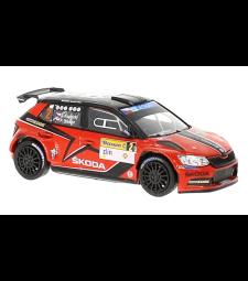 Skoda Fabia III R5 (2015) - Barum Czech Rally Zlin 2016 #2 Kopecky - Dresler