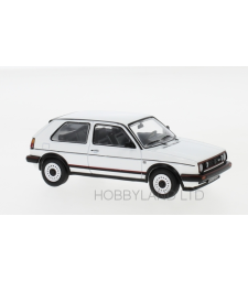 VW Golf II GTI, white