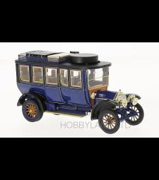 Mercedes Simplex 60 PS Limousine Ttravel, Blue, RHD, 1903