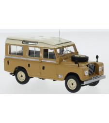 Land Rover series II 109 Station Wagon 4x4, Dark Beige, 1958