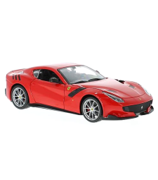 Ferrari F12 TDF Red 2016