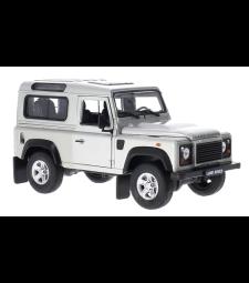 Land Rover Defender - Silver