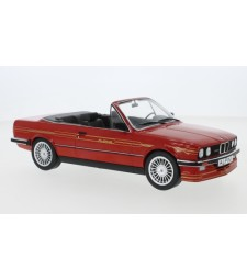 BMW Alpina C2 2.7 Convertible, red/Decorated, Basis BMW E30, 1986