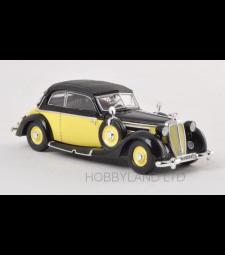 Horch 930V Convertible, yellow/black, 1939