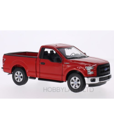 Ford F-150, red, 2015