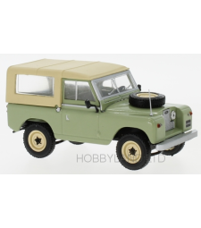 Land Rover 88 Serie II, light green/beige, 1961