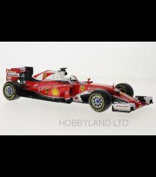 Ferrari SF16-H, No.5, Ray Ban, formula 1, S.Vettel, 2016
