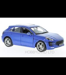 Porsche Macan Metallic-Blue
