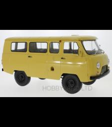 UAZ 452V Minibus (2206), Dunkelbeige