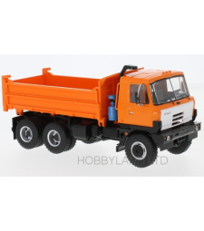 Tatra 815 S3, orange, Tipper