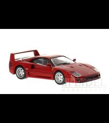 Ferrari F40 - Red - without showcase