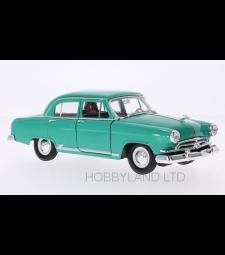 Wolga / GAZ M21, green, 1957