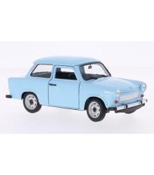 Trabant 601, light blue