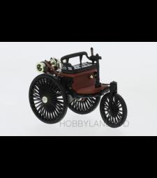 Benz Patent Motor car, black, 1886