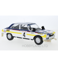 Peugeot 504 ti, No.4, Rallye Marokko T.Maekinen/H.Liddon 1975