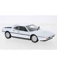 BMW M1, white, 1978