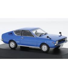 Mitsubishi Lancer Celeste, metallic-blue, RHD, 1975