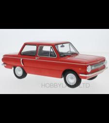 Saporoshez SAS 966, red, 1966