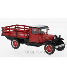Ford AA Platform Truck, red, 1928
