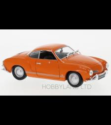 VW Karmann Ghia, orange, 1962