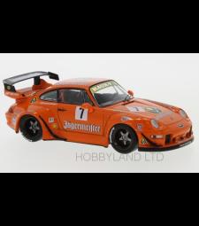 Porsche 911 RWB (993), Jagermeister No.7, RAUH-World