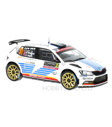 Skoda Fabia R5, No.31, Rallye WM, Rallye Monte Carlo A.Mikkelsen/A.Jaeger