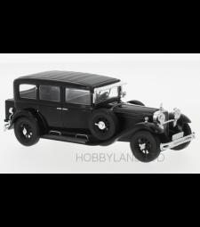 Mercedes Typ Nurburg 460 (W08), black, 1929