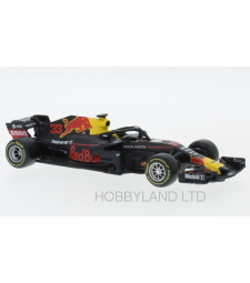 Red Bull Tag Heuer RB 14, No.33, Red Bull, Formel 1, M.Verstappen, 2018