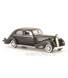 Cadillac V16 Aerodynamic Coupe, black, 1934