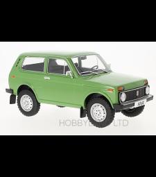 Lada Niva, Green, 1976