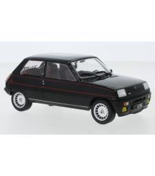 Renault 5 alpine, black/Decorated, 1982
